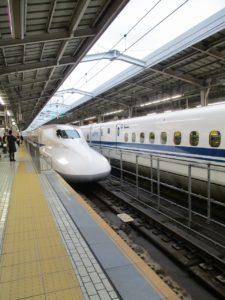 JIMTOF2016見学の為、大阪出発
